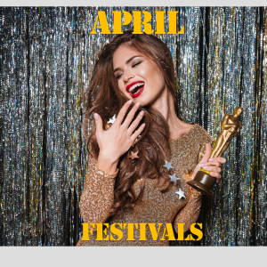 Notable Festivals in April