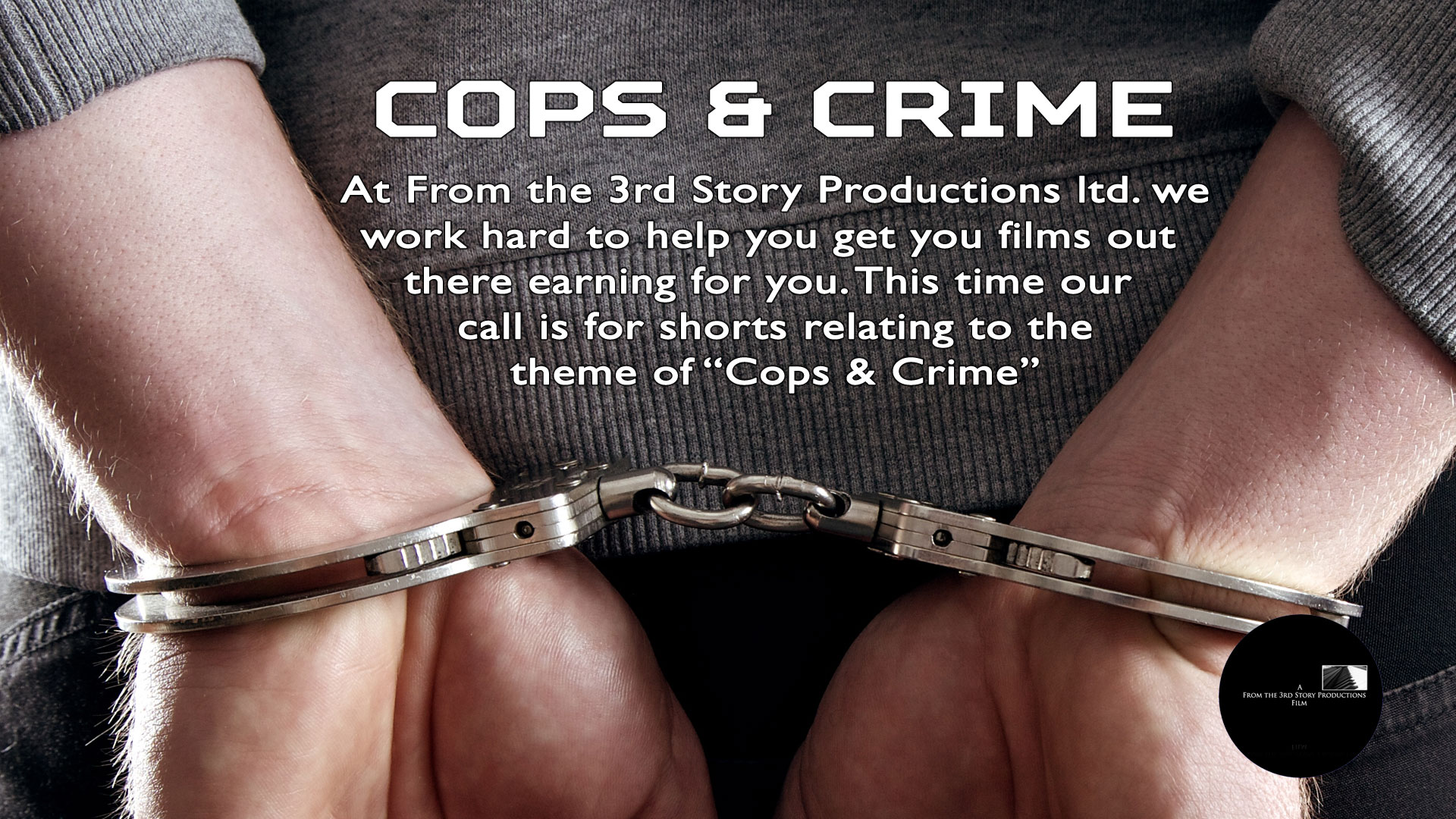 Cops and Crime - Get your work seen