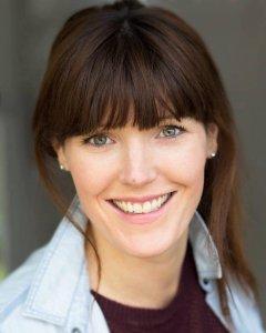 Kate Davies Speak - Kate-Davies-Speak to voice Eurydice <br>in Orpheus and Eurydice