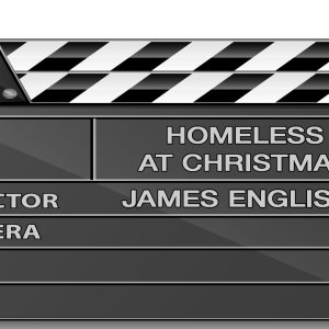 Homeless at Christmas on AMazon