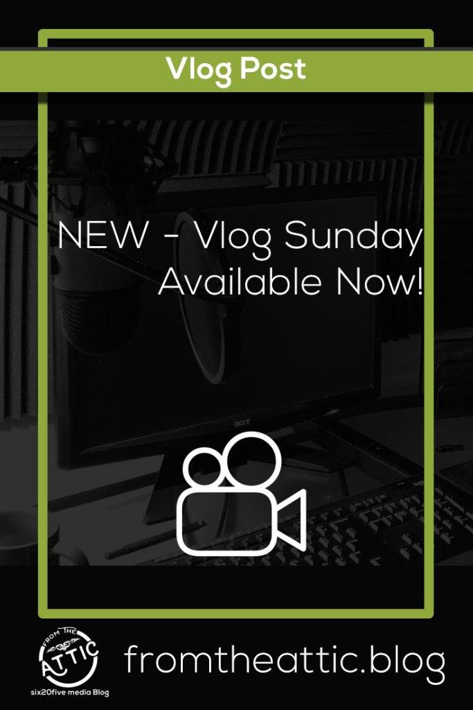 Vlog Sunday 15