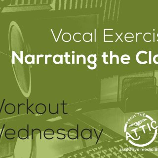 Narrating the Classics - Workout Wednesday