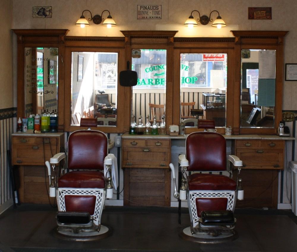 Council Grove Barber Shop (1/5)