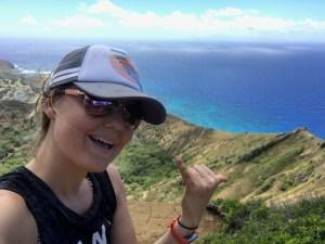 Aloha from Koko Head