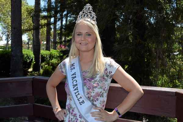 Vacaville Reporter Headline: Living With Cancer, Ms. Vacaville Advocates for a Cure