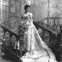 The Most Brilliant Victorian Wedding Gowns