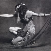 Vintage Photos of Amazing Belle Époque Ballerina: Ida Rubinstein