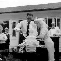 Marilyn Monroe &  Arthur Miller Wedding (1956)