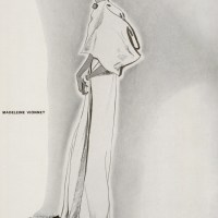 Madeleine Vionnet Dresses by Leon Benigni (1930)