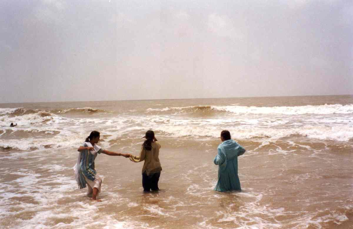2001 Some beach in Gujarat