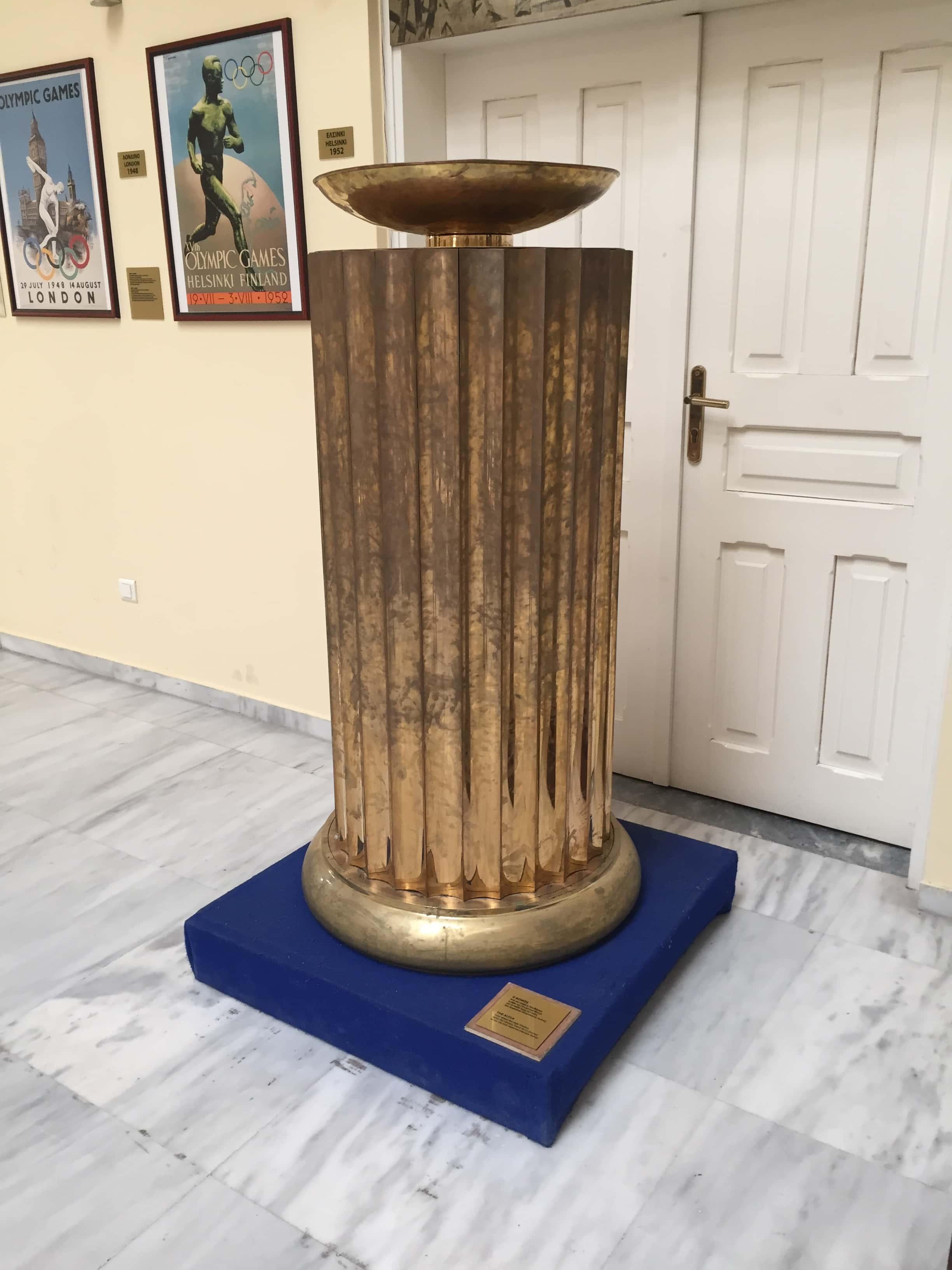 Athens Panathenaic Stadium Exhibit (12)