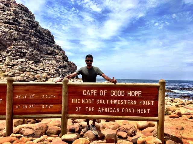 Cape of Good Hope, Cape Peninsula - SA, from the corner table , #fromthecornertable