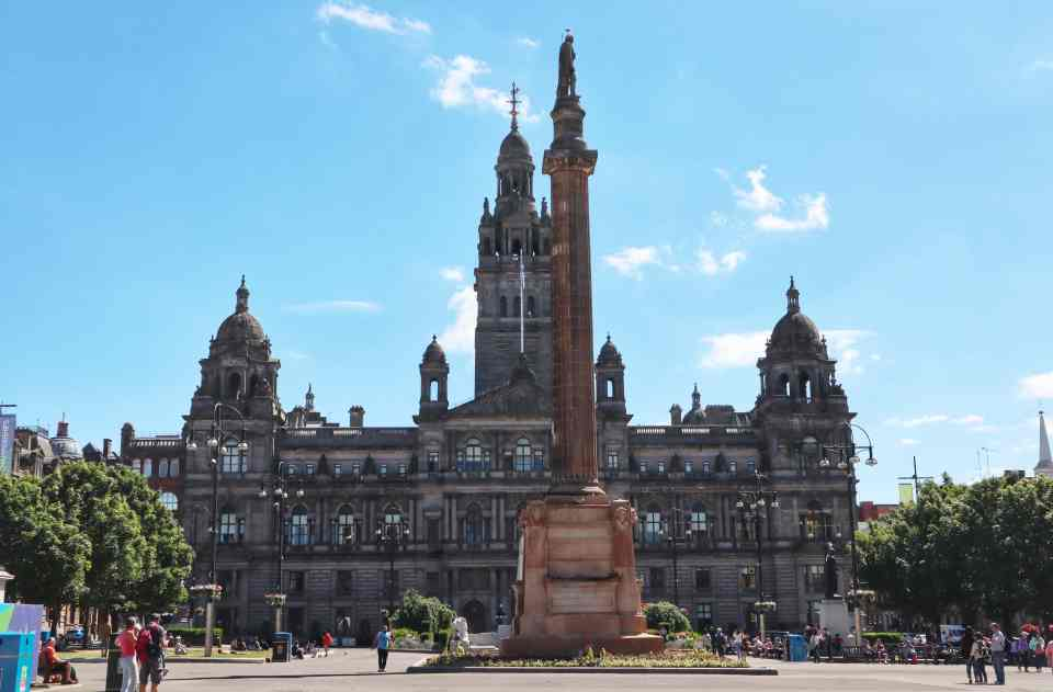 Glasgow_George Square-01