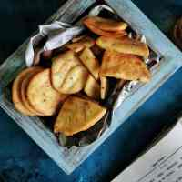 Tea Time with 'Nimki', a Savoury Bengali Snack