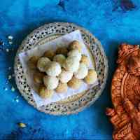 Narkel Naru | Bengali Coconut Confection