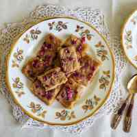 Ter Khalvasy | Rose-flavoured Wheat & Butter Halva