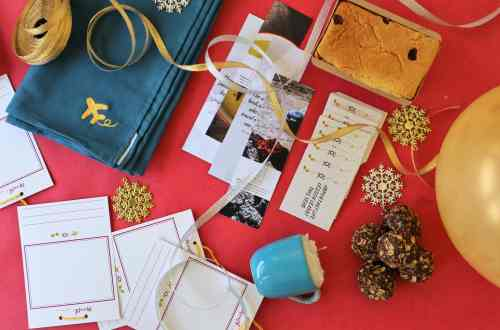 From the corner table #fromthecornertable #giveaways #newyear