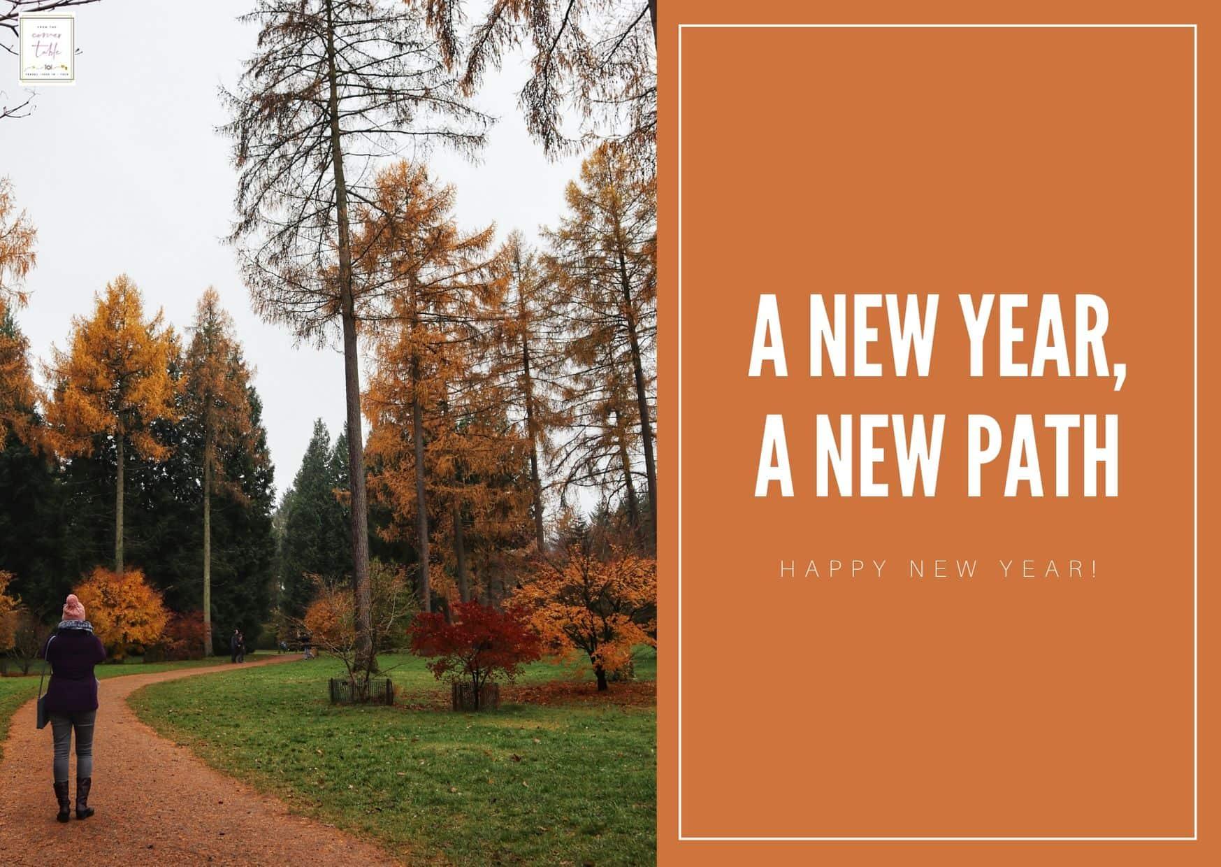 Of Birthdays and New Year!