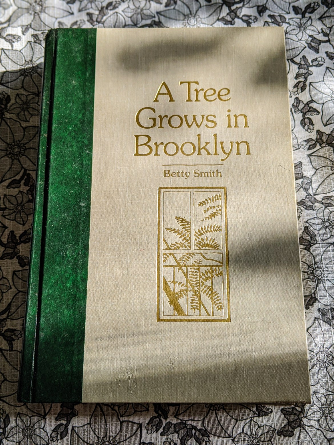 A Tree Grows in Brooklyn | Copyright image From The Corner Table