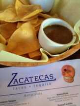 Chips abd salsa