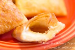 Honey-filled sopaipillas, the perfect Northern New Mexico dessert.