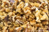 Coarsely chopped walnuts