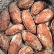Salt-crusted potatoes