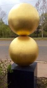 Golden balls. David Horowitz