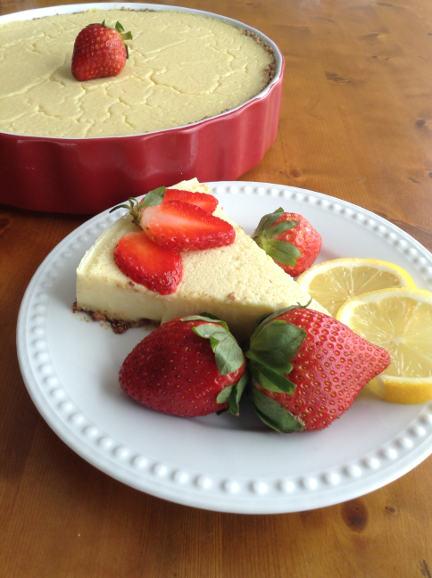 Lemon Millet Pie