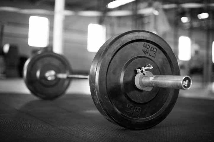 CrossFit-Barbell
