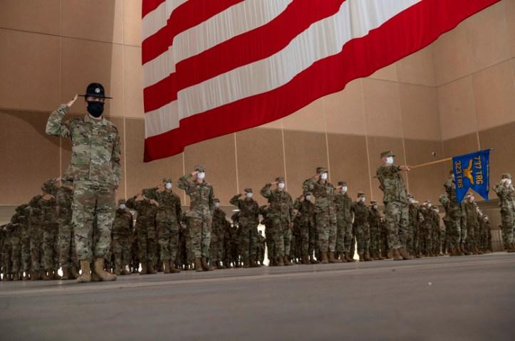 U.S. Air Force Basic Military Training Graduation
