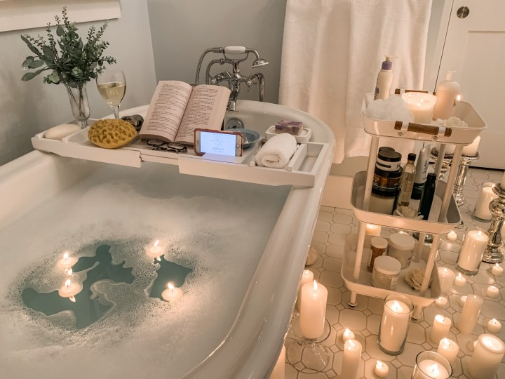 the most relaxing bathtub