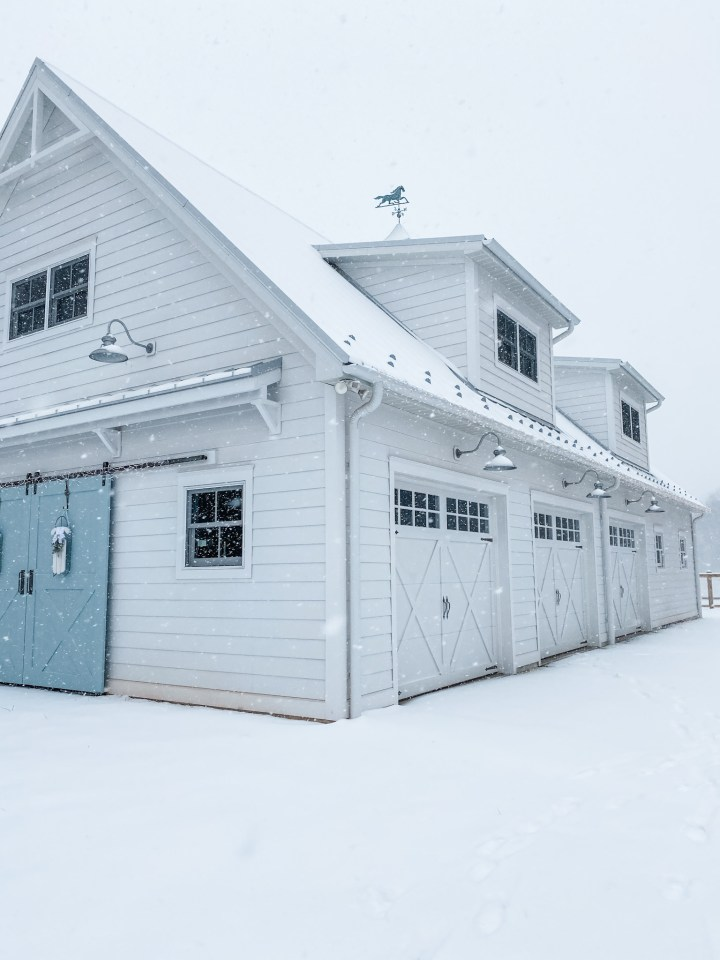 The Story of Our Barn: From Concept to Finished Build