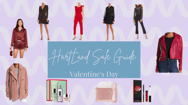 Weekly Sales Guide From the HartLand: Valentine's Day