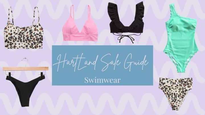 Weekly Sales Guide From the HartLand: Swim
