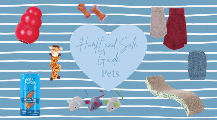 Weekly Sales Guide From the HartLand Focus: Pets