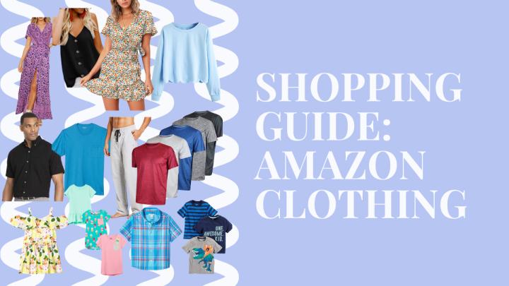Shopping Guide: Amazon Clothes