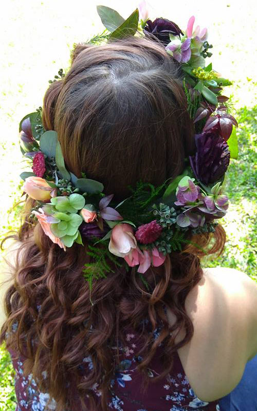 Wedding bouquets, floral arrangements and decorations by From The Heart Florist