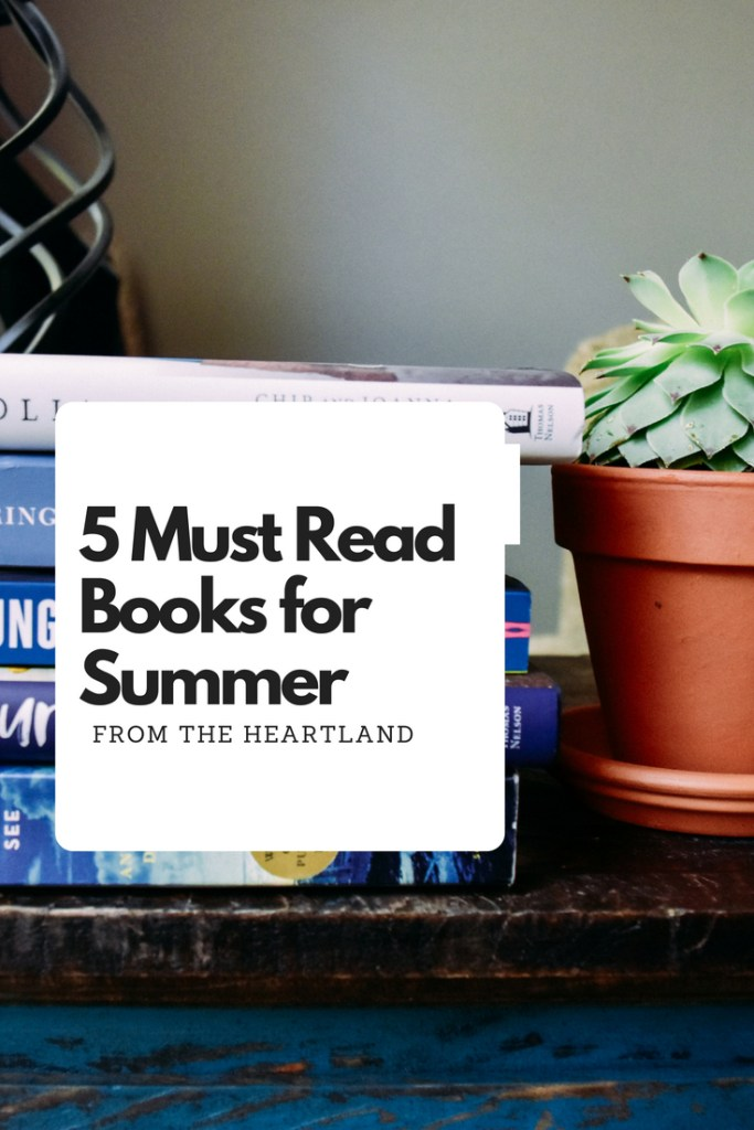 5 Must Read Summer Books