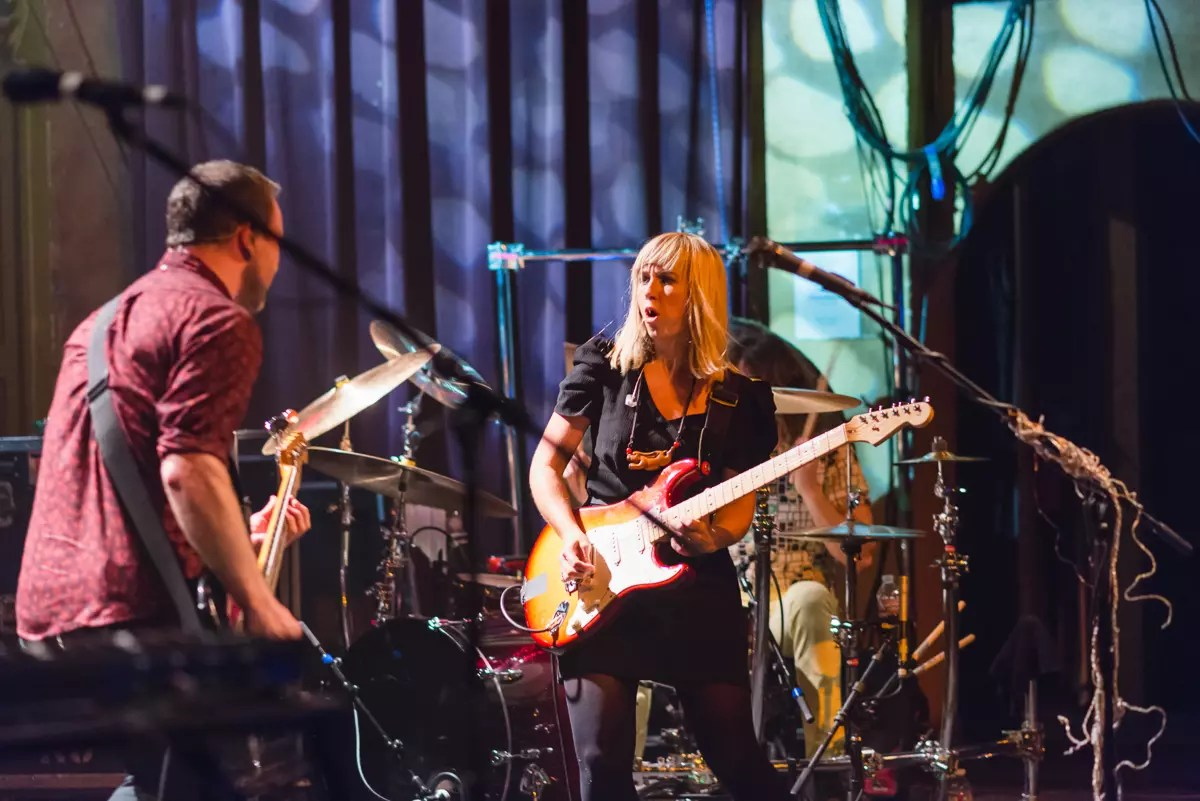 The Joy Formidable Live At The Bluebird Theater Denver CO