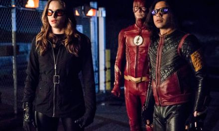 The Flash gets the most out of its characters as the Enlightenment approaches