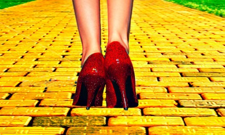 The (Yellow Brick) Road to Enlightenment