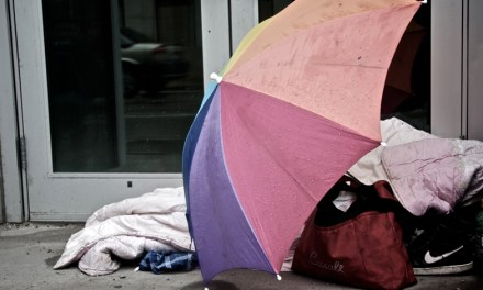 LGBTQ young homeless people often remain invisible when mainstream providers deliver services