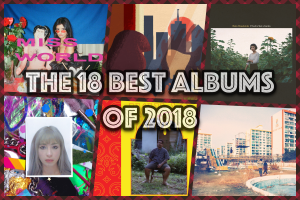 From the Intercom: The 18 Best Albums of 2018