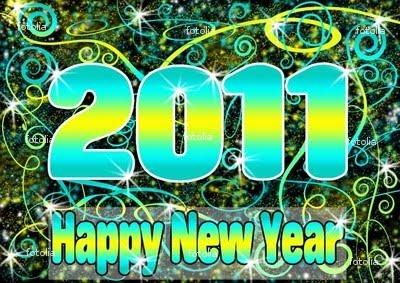 Hey, Everybody! It's 2011!!!