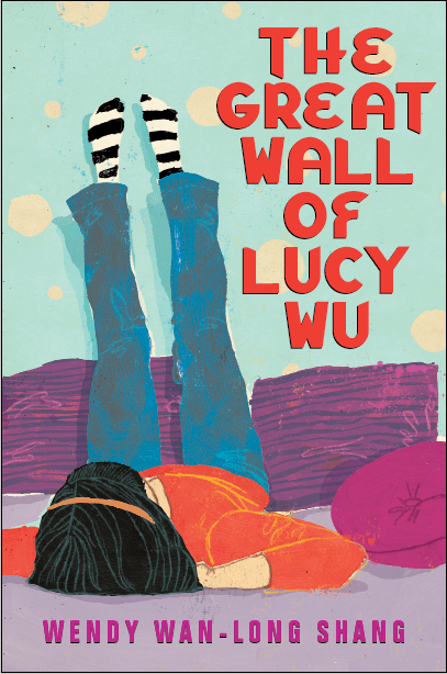 The Great Wall of Lucy Wu Interview and Giveaway!!