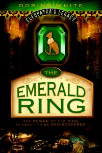 Twelve year old Sara Guadalupe Bogus spends the last few days of summer anticipating middle school and helping her Grandma Dora around the house. Her ordinary life turns upside down when she discovers an emerald ring once belonging to Cleopatra. Touching the ring sends a lightening like zap through her system, while putting the ring upon her finger causes it to stick like glue. Now strange things are happening to Sara. She has troubling visions, can understand animals and learns to transform herself into an Egyptain cat. However, the worst thing is the strange man that shows up in town. He is hunting for the emerald ring, and will not stop until he acquires it. With the ring stuck on her finger, Sara has no choice. She can be hunted, or become the hunter.