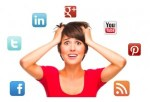 social media overload