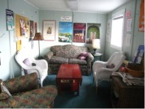 Annie B's cozy loft
