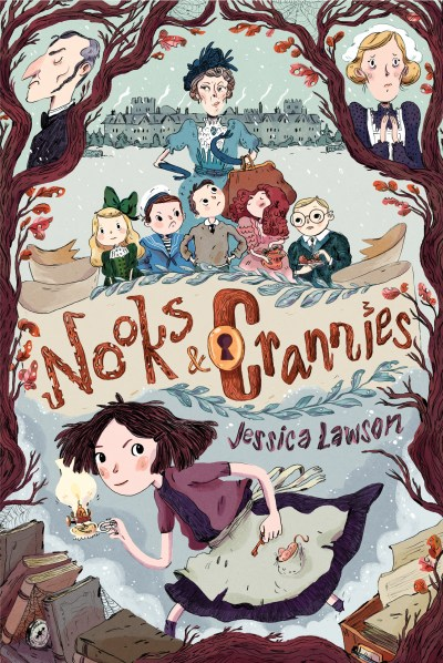Cover- Nooks & Crannies